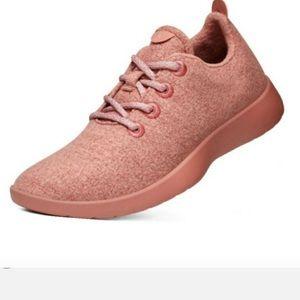 Pink Allbirds Wool Runners
